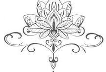 Tatuaggi con loto
