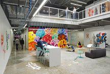 Social Media Office Space