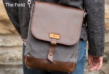 Crafted Leather Bags / Storage, Luxury and Crafted Beauty.