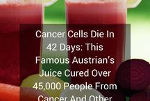 Anti cancer diets