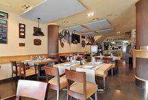 El Patrón / Fotografías del exterior, interior y sus platos del Restaurante El patrón