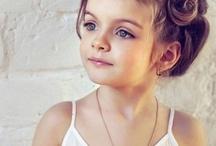 Coiffures petites filles