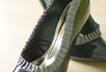 Shoe Re-Do / Up-Cycle Shoes / by Shannon Cauble