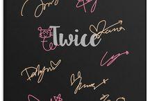 K-POP サイン