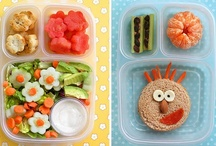 Lunch Box Love / School days lunch box loves / by Jean April Metica