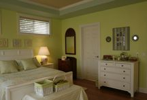Master bedroom  / by Melody S