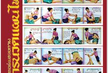 Thai massage therapy