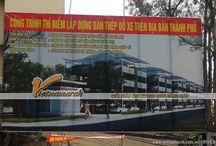 Thiết kế giàn thép đỗ xe cao tầng LH: 0904.183.097 / Kiến Việt nhận thiết kế giàn thép đỗ xe cao tầng, bãi đỗ xe thông minh LH: 0904.183.097  http://vietnamarch.com.vn/thiet-ke-kien-truc/gian-thep-do-xe/