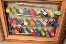 Arts/Crafts Storage / by Jessica Vanderloo