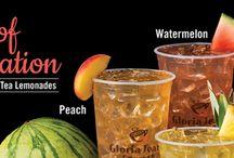 Gloria Jean's Lemonades / by Gloria Jean's Coffees