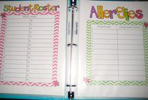 Classroom Teacher planner / by Sandy Mennenga