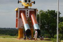 Playgrounds - Robots