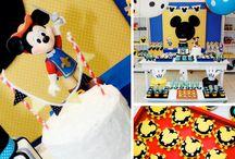 Mickey e sua turma