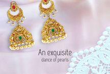 Gold Earrings / 0