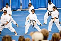 Kickstart Kids at the 2013 Fitness Fair / Kickstart Kids attend the 2013 Texas Classic Fitness Fair.