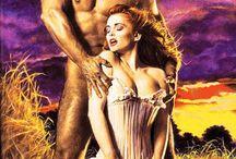 Romance Novel Covers / Romance novel covers