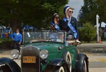 Fall Festival 2014 / On Saturday, Sept. 22 the Hofstra community celebrated Fall Fest with a parade, concert, carnival, comedy show and much more fun. Here are some of the highlights!