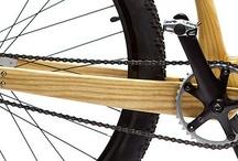 Wood bikes