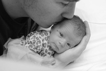 Dads with babies / by Anskee Bowers