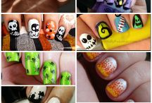 Nail art / Doggy grub