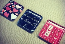 CDCC Glass Tile Magnets