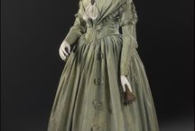 Robes 1840's