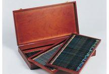 Equipment - Derwent Pencils Wishlist