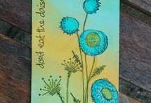 JOFY / Projects and inspiration using the stamps of JOFY and Paperartsy