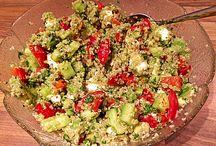 Food-Amaranth/Quinoa