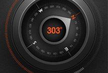 UI Design | Compass