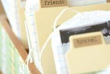 Organizing Your Memories