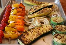 Grilling Recipe Favorites / Recipes for grilling meat, vegetables, side dishes and desserts on a charcoal grill, gas grill, or smoker. Deliciously grilled food.