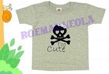 100% organic cotton American Apparel brand toddler shirt has been screen printed