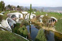 Modern Eco Village