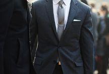 Adam-style / handsome man