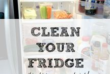 cleaning & fixing tips