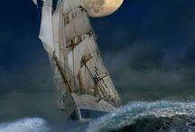 SHIPS/BOATS / TRAVEL BY WATER / by Pamela Weathington
