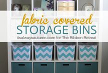 Organized {East Valley Moms Blog} / We love these quick, easy ways you can organize your home