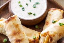 Spring Rolls, Egg Rolls and Pot stickers / recipes for spring rolls, egg rolls and pot stickers