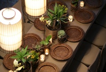 Asian Table Styling