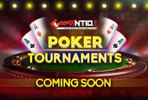 Gamentio Poker Tournaments