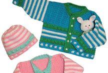 Crochet Baby & Toddler Items / by 🐾🌸🌸 🐱 Beth Ann 🐱 🌸🌸🐾