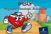 Virrey Saludable / Escuela saludable.