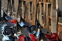 Gondoles-Venice