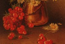 Clara von Sivers / XIX wieczna malarka