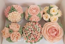 Korean Flower Buttercream / I love baking, cooking, travelling