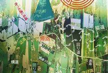 セーレン・キルケゴールのポスター / これらのポスターは、キルケゴールの言葉とアーント・ウーアのイラストで構成されています