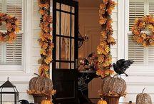 décoration halloween maison