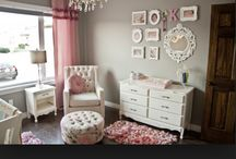 Baby's new bedroom / Ideas for my daughters bedroom!x