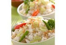 Indonesian Rice: Nasi Gurih